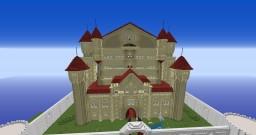 Geant Sandstone castle. [ThePirateAge] [Server] Minecraft