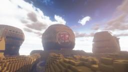 砂隠れの里 , Sunagakure no Sato Minecraft Map & Project