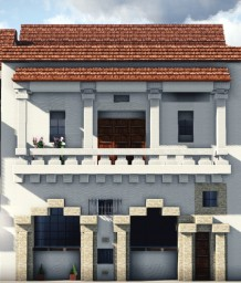 34 Calle de Ayos, Cartagena de Indias, Colombia Minecraft Map & Project
