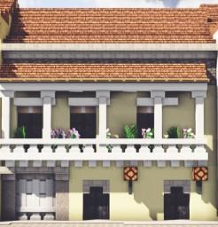 33 Calle de Ayos, Cartagena de Indias, Colombia Minecraft Map & Project