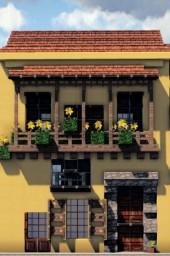32 Calle de Ayos, Cartagena de Indias, Colombia Minecraft Map & Project