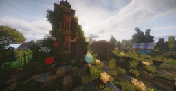 Wheat Vilagge Minecraft Map & Project