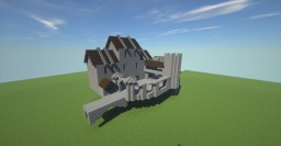 The Eagle's Eyrie Minecraft Map & Project