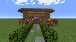 Stan's Shop Minecraft Map & Project