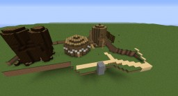 The Legend of Zelda: Ocarina of Time remake Minecraft Map & Project