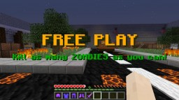 Z-Apocalypse (Zombie Survival Game) NEW UPDATE  V1.3.8 Minecraft