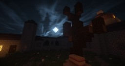 Cobblestone halloween (1.13.2 version) Minecraft Map & Project