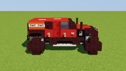 Ghe-O Rescue Truck Minecraft Map & Project