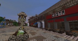 Thistlewhaite - A British Town Minecraft Map & Project