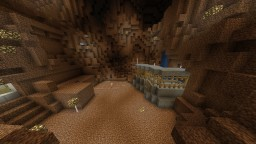 The Mine Minecraft Map & Project