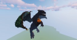 Dragon of the Haunted Forest Minecraft Map & Project