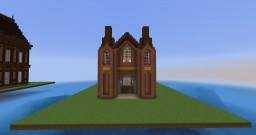 Small Victorian Brewery Minecraft Map & Project
