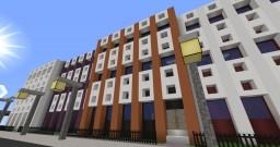small apartment Minecraft