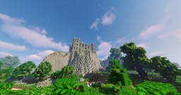Castle Of The Angel (EN/FR) Minecraft Map & Project
