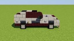 Jaguar I-Pace Minecraft Map & Project