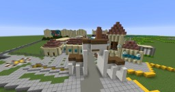 Universal Studios Florida 1990 Minecraft Map & Project