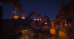 Haunted lobby for Games Minecraft Map & Project