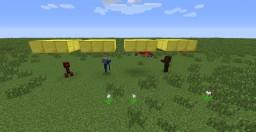 Pack com Personagens de Desenhos Minecraft Texture Pack