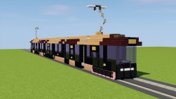 R1 Tram Minecraft Map & Project