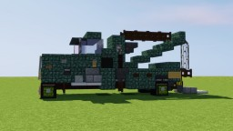 Tow Truck Minecraft Map & Project