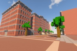 Tenements Of The Bakerstown Project Minecraft Map & Project