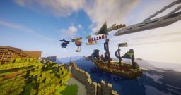 The Holliday World Minecraft Map & Project