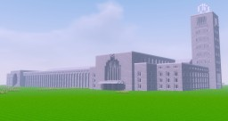 [GERMANY] Stuttgart HBF Minecraft Map & Project