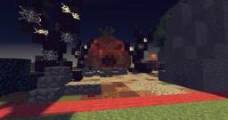 Halloween HCF Base Minecraft Map & Project