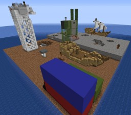 """Assassin's """"Cleaning"""" (Demo) Minecraft Map & Project"""