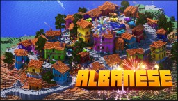 Albanese Minecraft Map & Project