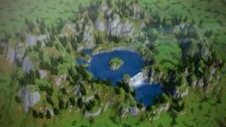 Bavarian Falls Minecraft Map & Project
