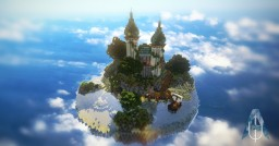 Private Observatory Island Minecraft Map & Project