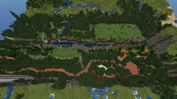World Painter/MCEdit/Creative Build (WIP) Minecraft Map & Project