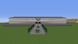 Fictional Government Building (exterior only_ Minecraft Map & Project