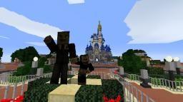 Disney World Minecraft Map & Project