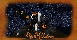 This is Halloween Minecraft Map & Project