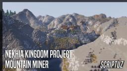 Nekhia Kingdom Project Pt 3 : Mountain Miner 1.13.2 Minecraft Map & Project