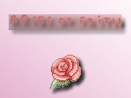 Roses of Faith 1.10 (Contains Animated Textures!)  (Thank you so much for 20 subscribers!) Minecraft Texture Pack