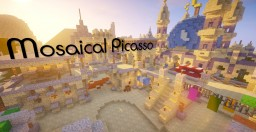 Mosaical Picasso by Yeypiz Minecraft Texture Pack