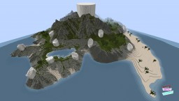 'The Island 2250' - Survival Games Map With Download Minecraft Map & Project