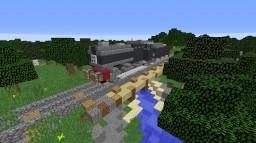 Southern Railway(UK) Q1: Steam Locomotive Minecraft