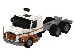 Scania T142 Torpedo | 10:1 Truck Minecraft Map & Project