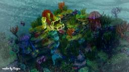 Team Alvyre   Ocean - Mermaid Minecraft Map & Project