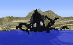 Giant Squid Minecraft Map & Project