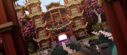 Chinese Hub Minecraft Map & Project
