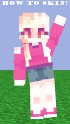 Yet Another Skin Tutorial! Part 2 -- Hair Minecraft Blog