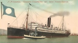 SPANISH LINER VICTORIA EUGENIA (1912) Minecraft Map & Project
