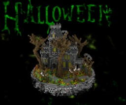 Haunted House Minecraft