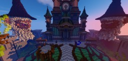 VsYT map - Magic Castle Minecraft Map & Project