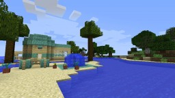beach house 2 Minecraft Map & Project